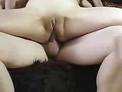 Couple sex at home
