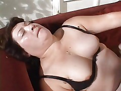 bbw mature licked and fucked