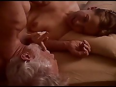 Grandma Fucks The Old Geezer From Next Door