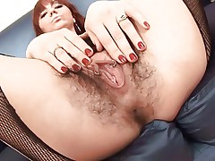 Hairy mature - Ginger part 1