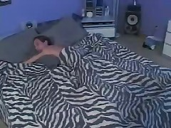 PERVERT MOM WAKES UP HER...  -B$R