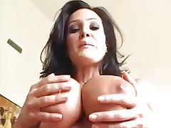 Sultry and busty Milf is always ready for hot hardcore porn