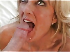 very sexy milf and young boy