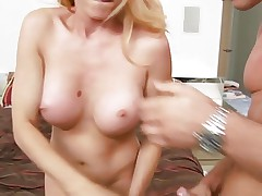 Super Hot MILF Angela Attison