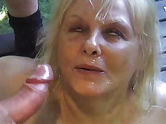 Old french whore gets fucked