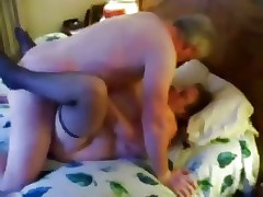 BBW Granny couple still going strong