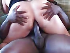 Squeezing my BBC in her Ass(Anal)
