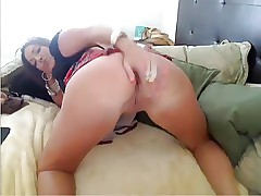 WebCam Prev - Super Sexy Girl On Bed!