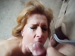 MILF Facials The Ultimate Compilation #1