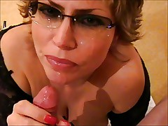 This Milf LOVES Cum...