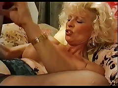 Giant Dildos for Dirty Blonde Milf by TROC